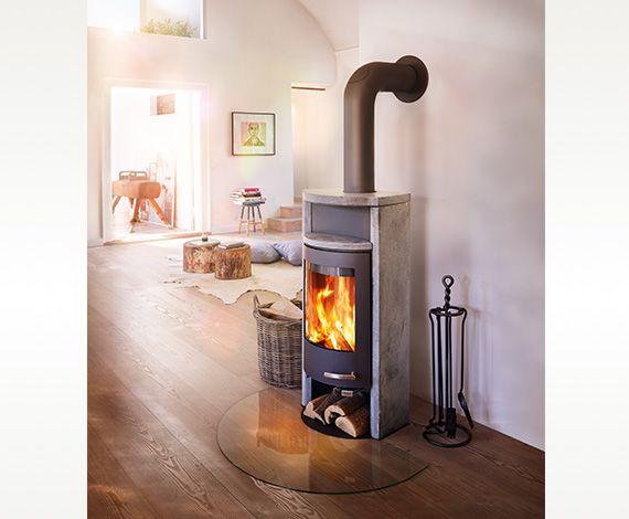 poele a bois arrondi obtenez des id es de design int ressantes en utilisant du. Black Bedroom Furniture Sets. Home Design Ideas