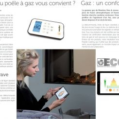 WANDERS Danta 800 application et wifi - Ets Bonnel