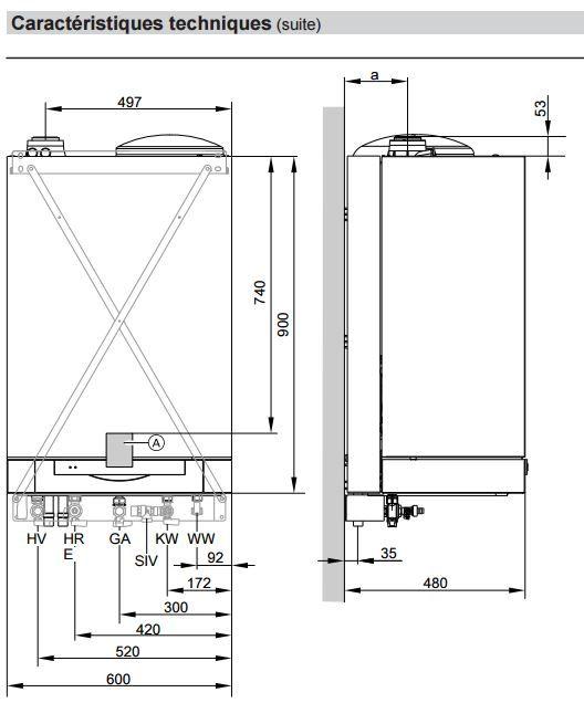 ets bonnel chaudi re gaz viessmann vitodens 222w. Black Bedroom Furniture Sets. Home Design Ideas