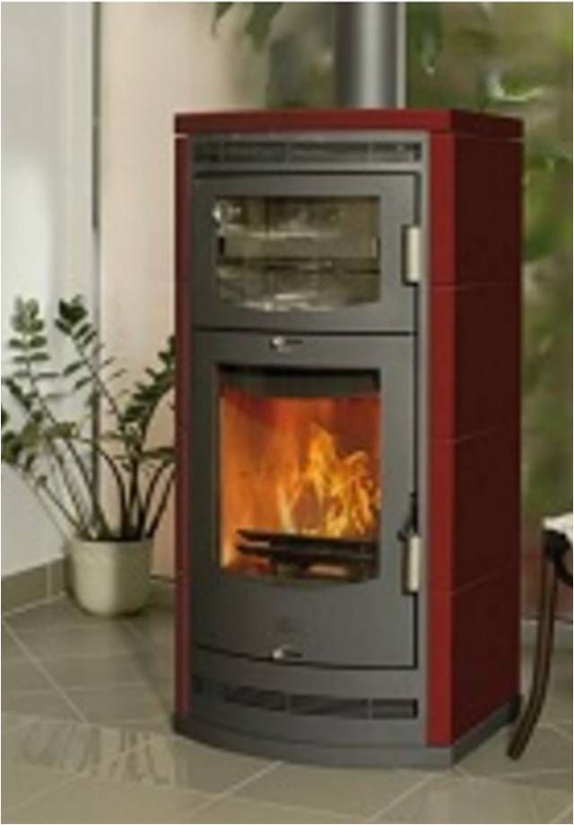 Ets Bonnel FIREPLACE Baccara avec four