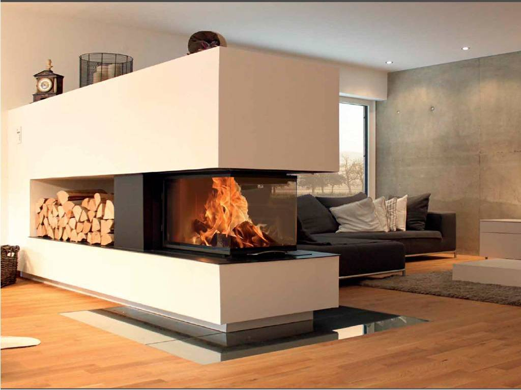fireplace faces moderne feuerstellen kachelfen grundfen. Black Bedroom Furniture Sets. Home Design Ideas