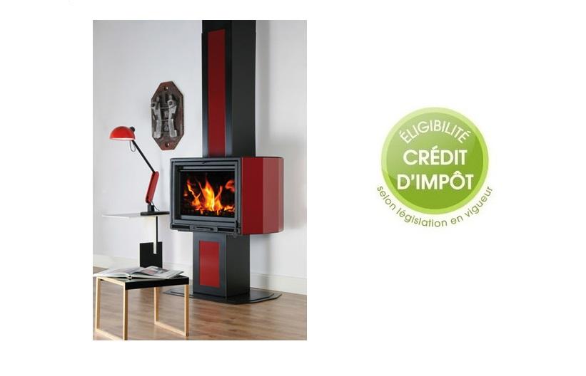 Ets bonnel franco belge clermont ii 14 kw - Credit d impot poele a bois ...