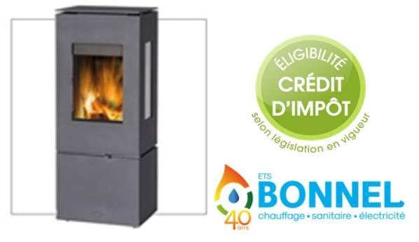 Ets bonnel fireplace santos - Credit impot poele a bois ...
