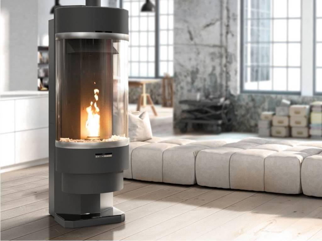 ets bonnel po le pellets convection naturelle. Black Bedroom Furniture Sets. Home Design Ideas