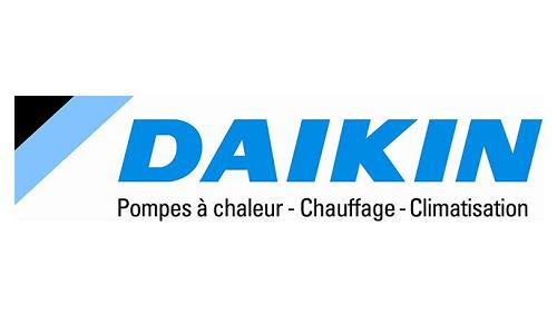 Daikin : Pompes à chaleur réversible