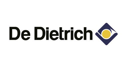 Logo De Dietrich : Chaudière gaz condensation