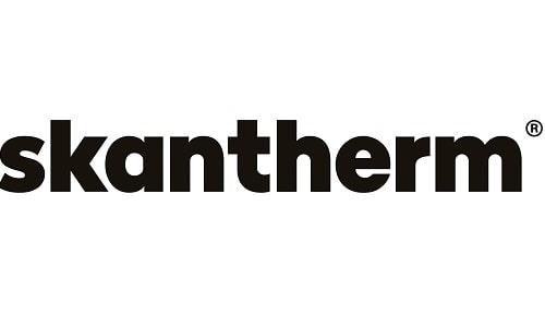 Logo Skantherm : Chauffage bois