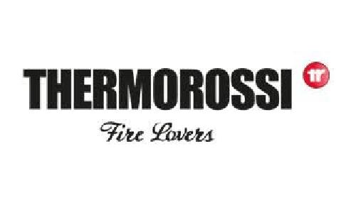 Logo Thermorossi : Chauffage pellets, granulés
