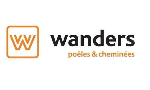 Logo Wanders : Poêles, foyer; cheminées bois