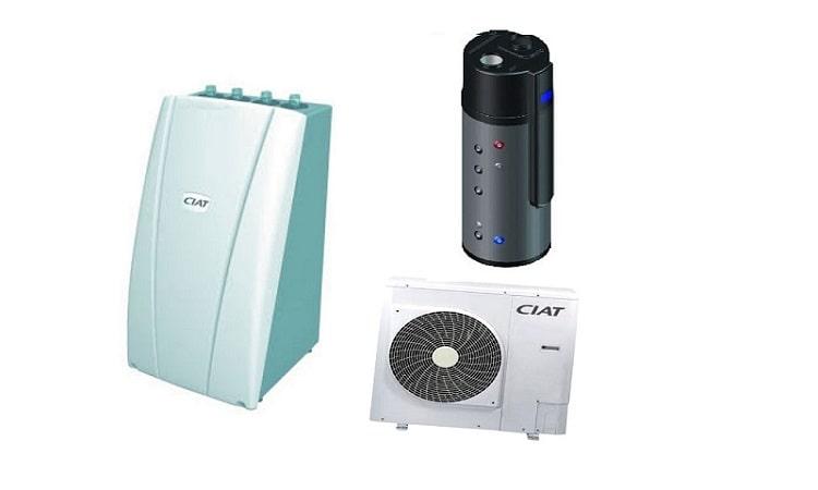 Daikin : Pompe a chaleur réversible