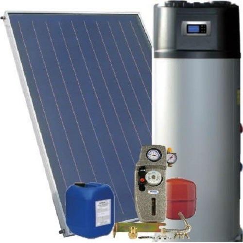 Installation ballon chauffe-eau solaire - Ets Bonnel