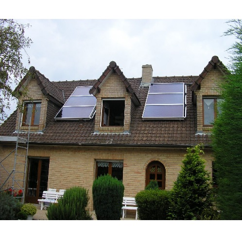 Chauffage solaire combiné - Ets Bonnel