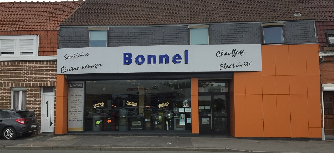 Magasin BONNEL hazebrouck