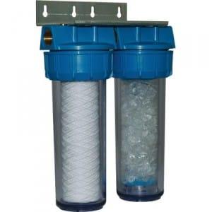 Filtre anti-tartre permettant d'éliminer le risque de calcaire