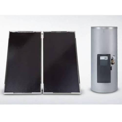 Chauffe-eau solaire VITOSOL 141 FM Viessmann - Ets Bonnel