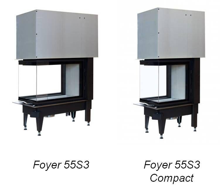 ets bonnel austroflamm 55s3 et 55s3 compact. Black Bedroom Furniture Sets. Home Design Ideas