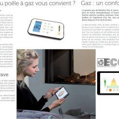WANDERS Lenga 800 application et wifi  - Ets Bonnel