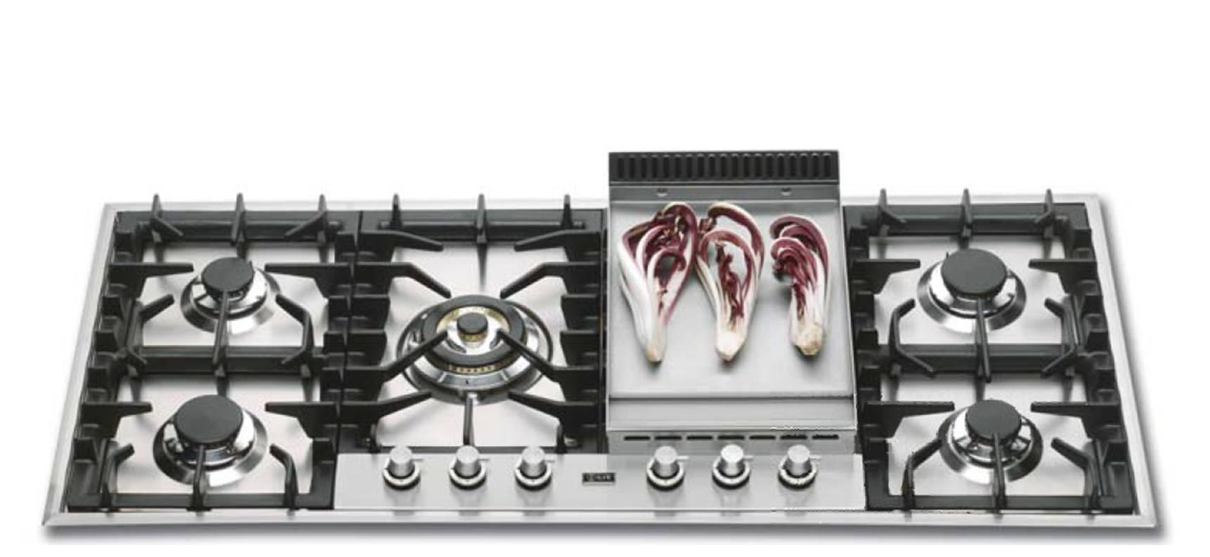 ets bonnel ilve plaque cuisson gaz h125fc 6 br leurs. Black Bedroom Furniture Sets. Home Design Ideas